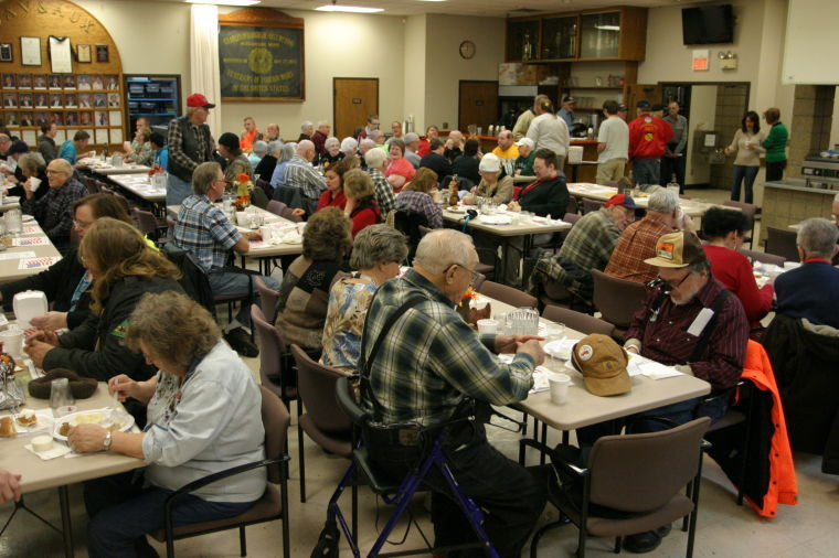 Chapter 37 Thanksgiving Dinner Picture